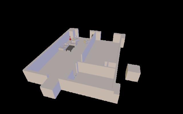 Studio V12 3D Model