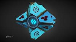Destiny - Ghost [Follower Giveaway] 3D Model