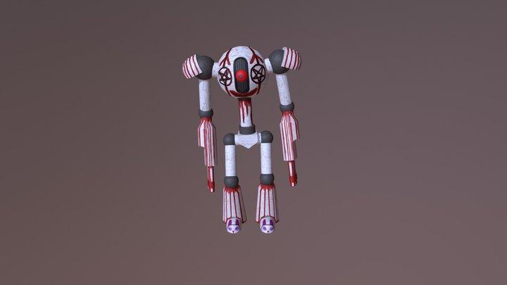 Yami 3D Model