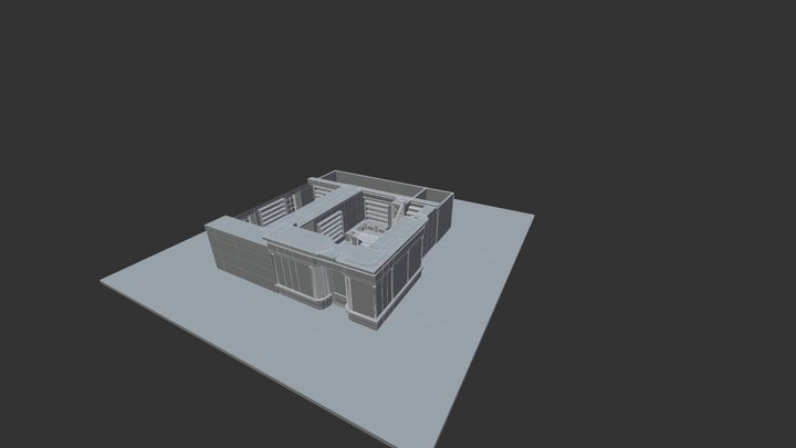 All In One 3D Model