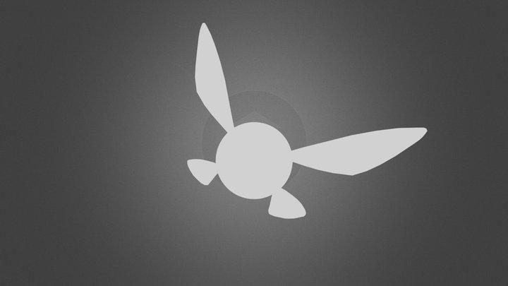 Navi Fairy of Link | Zelda 3D Model