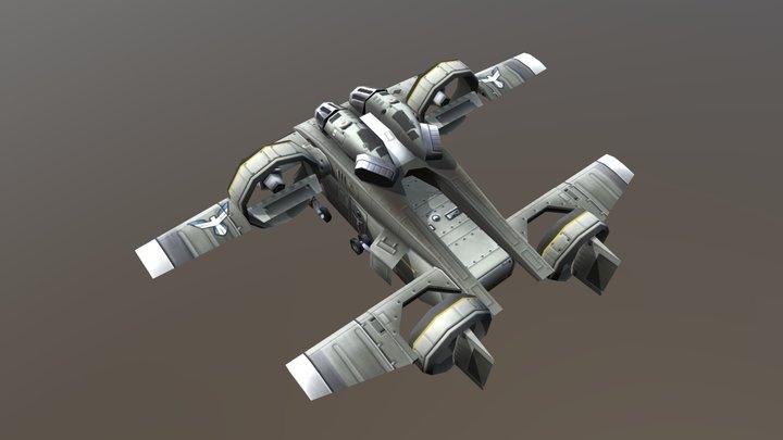 Dronelifter 3D Model