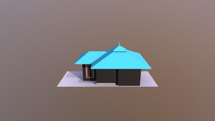 housetest 3D Model