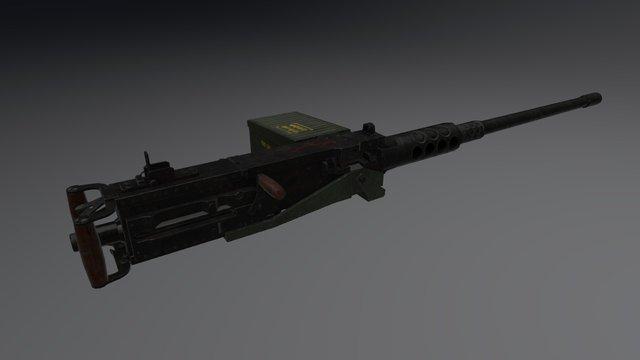 M2 3D Model