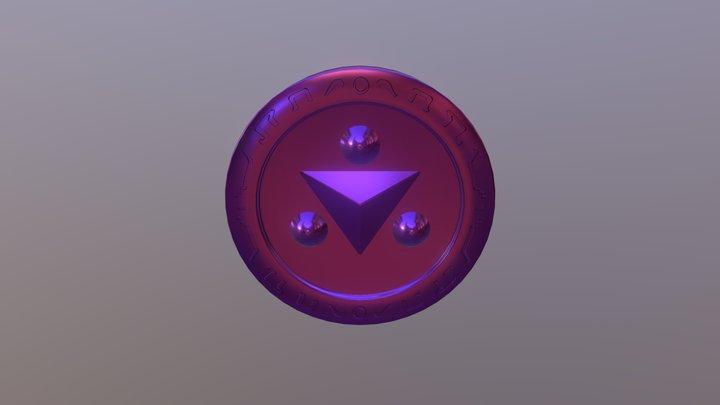 Legend of Zelda-OoT: Shadow Medallion 3D Model