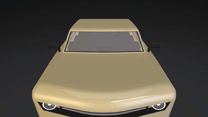 CUIRASSE 3D Model