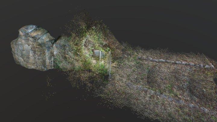 EnowakiKofun_Tokushima_jp(Ver2.0) 3D Model