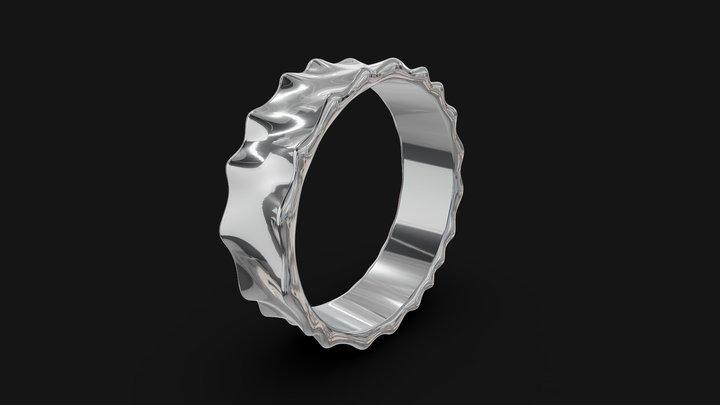 Ocean Ring 3D Model