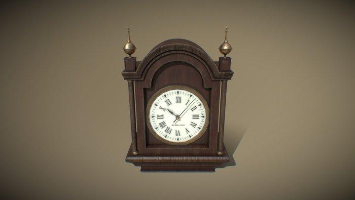 CLOCK010 3D Model