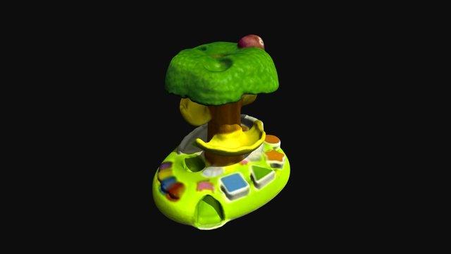 Arbolito 3D Model