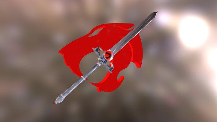 Sword of Omens 3D Model