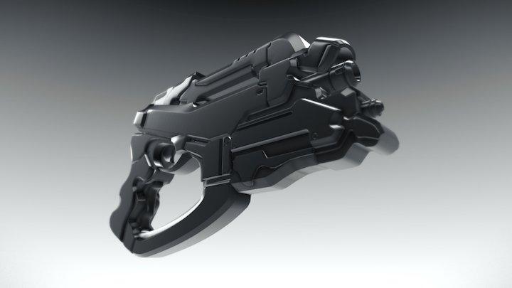 M5 Phalanx 3D Model