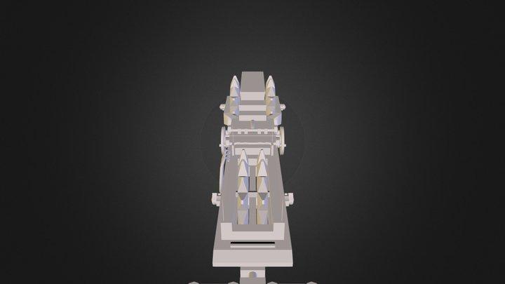 propuesta_dos_animating_X-Plorer 28_02A.obj 3D Model