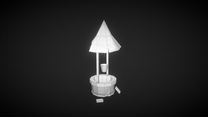 Well. 3D Model