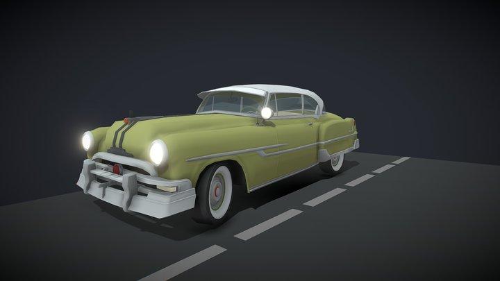 Pontiac1953 3D Model