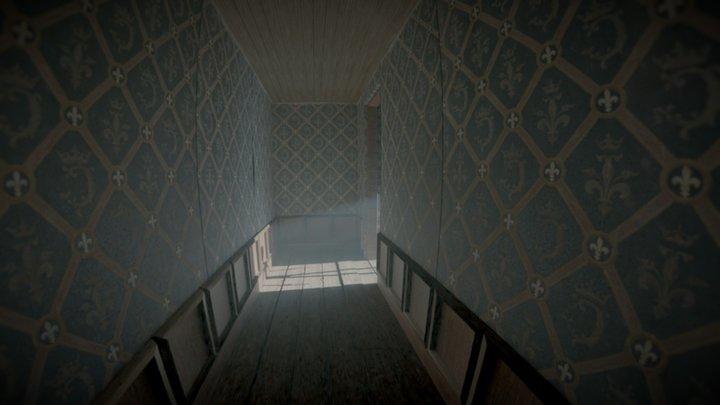 The corridor 3D Model