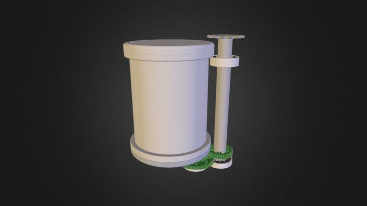 parker stone 2 3D Model