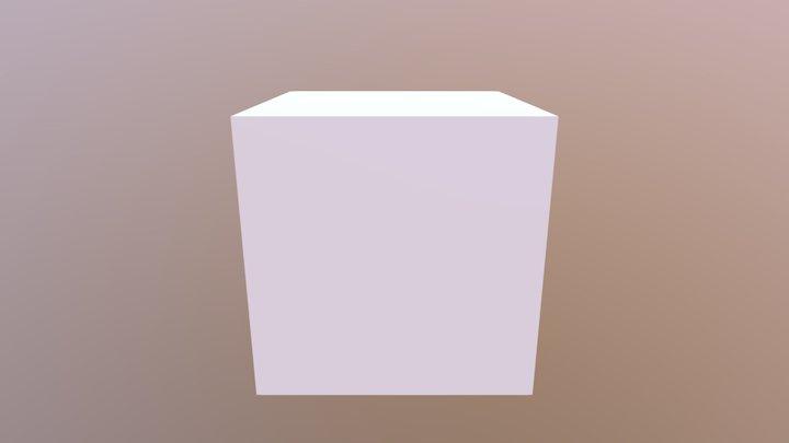 Simplecube 3D Model