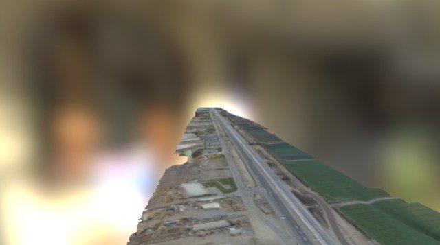 Ruta 5 Norte: Batuco - Lo Pinto 3D Model