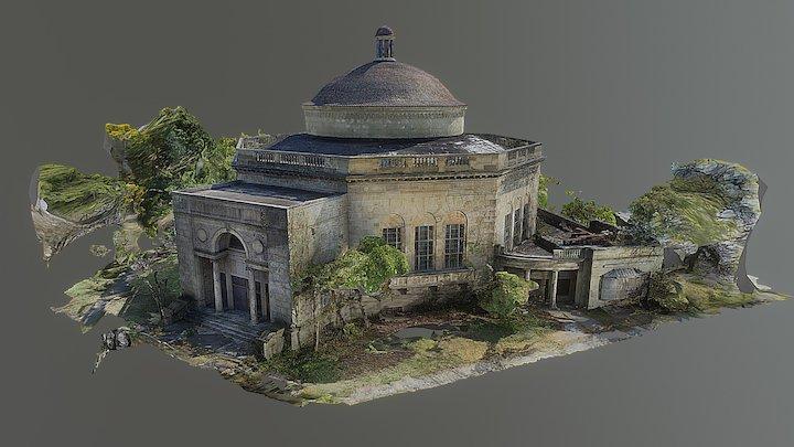 5th Church of Christ Scientist (Exterior) 3D Model