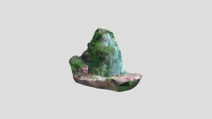 Milsten Av 3D-skapare 3D Model