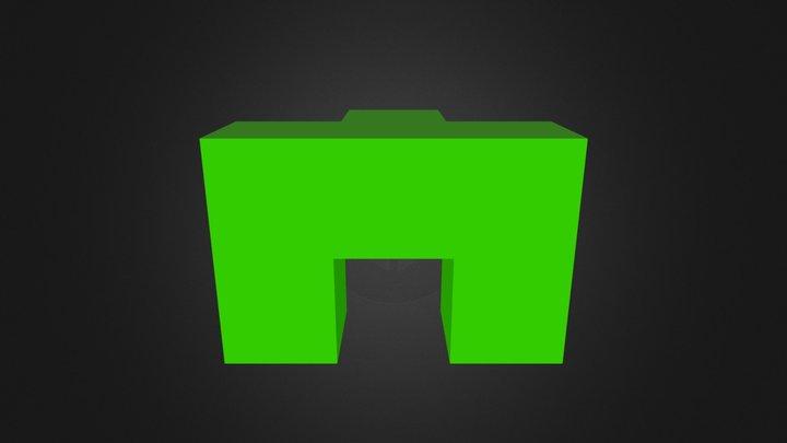 Puzle Cube Part 2 3D Model