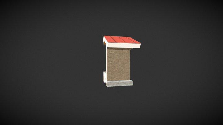 Dwelling Place 3D Model