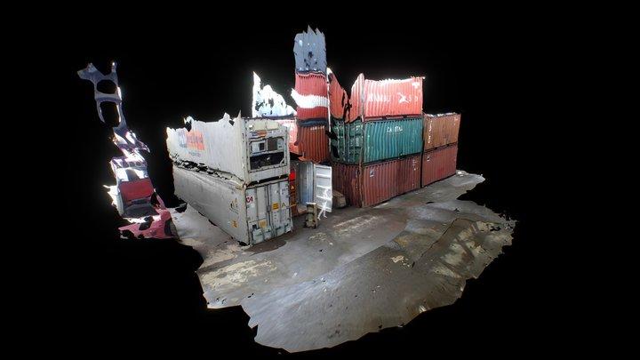 De Industrie: Philip, de coke-uithaler 3D Model