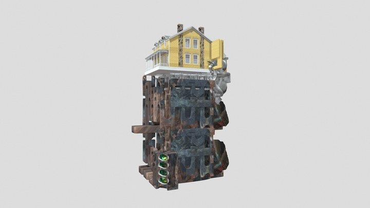 Geo Thermal 3D Model