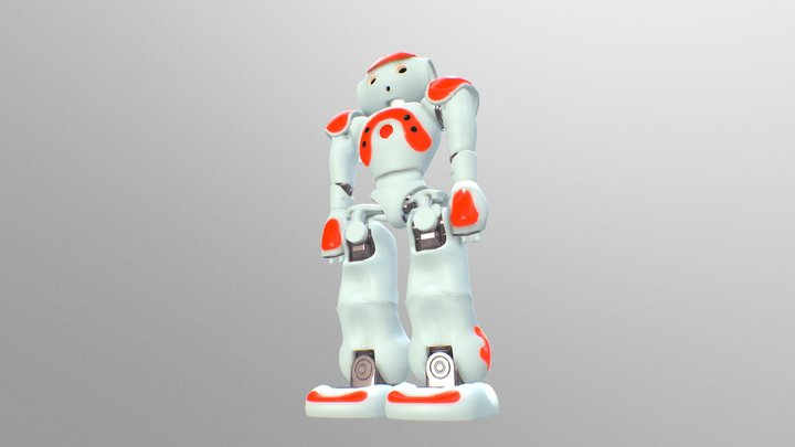 Nao 3D Model