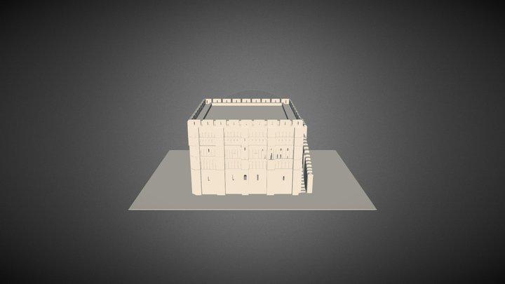 Norwich Castle 3D Model