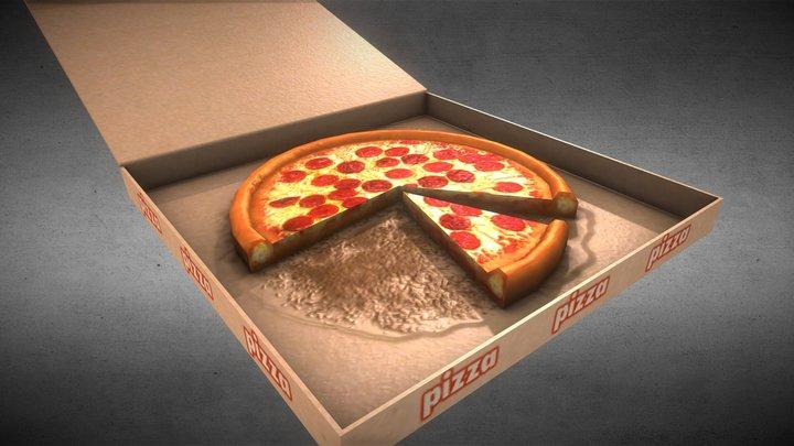 Nemoriko´s : Pizza 3D Model
