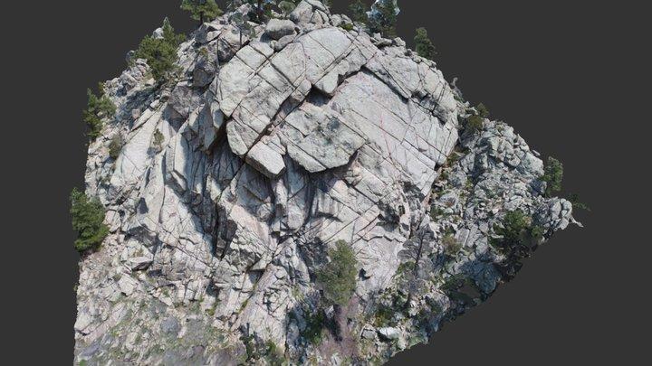 The Dome Hi-Res 3D Model