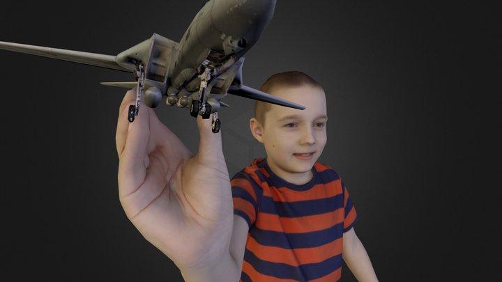 CBoy 3D Model