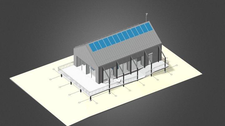 Pirts - Termoauditi 3D Model