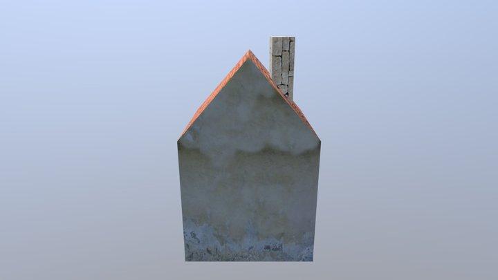 Casinha 3D Model