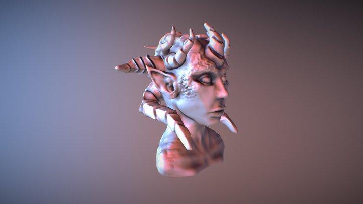 Lilithhigh-01 3D Model