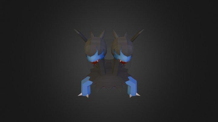 Zweilous 3D Model