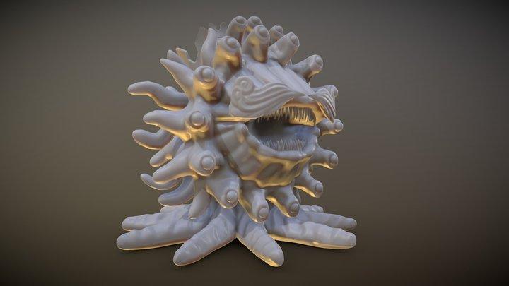 Final Fantasy 12 - Marlboro King 3D Model