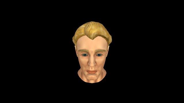 Dotto Test 3D Model
