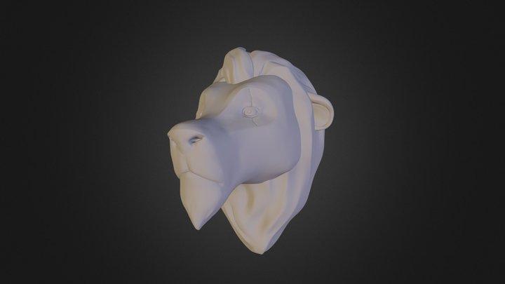 Scar 3D Model