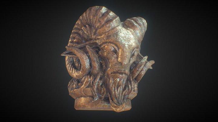 O Faun 3D Model