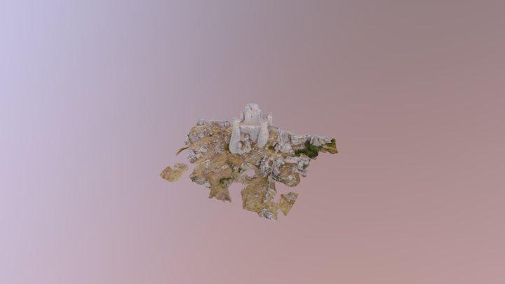 Castello di Rocca Calascio 3D Model