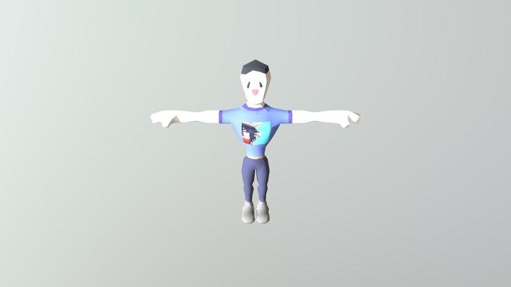1075448064 王昱涵 3D Model