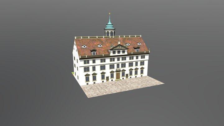 Collegium Carolinum in Braunschweig 3D Model