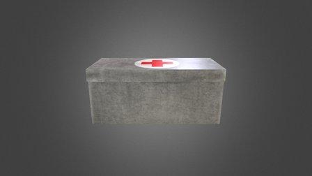 Medikit 3D Model
