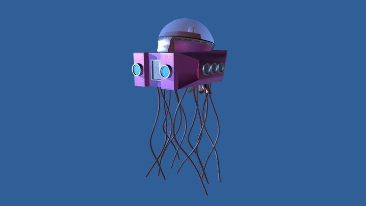 Jellveunic (Vehicle) 3D Model