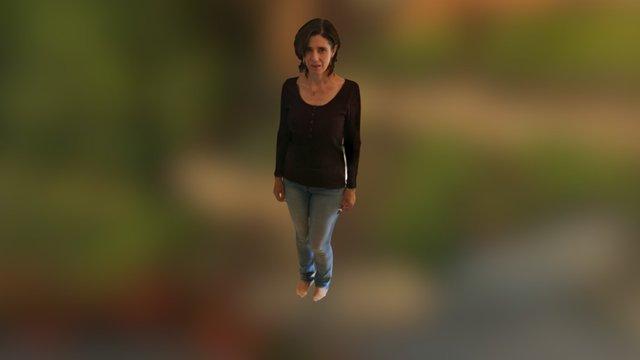 Marta 3D Model