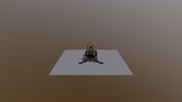 Rheinmetal_20mm_Draft_Punk_4 3D Model