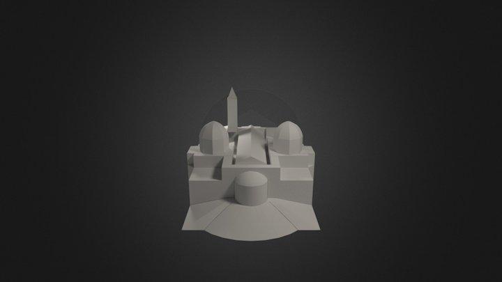 Basilica di Santa Maria Maggiore 3D Model